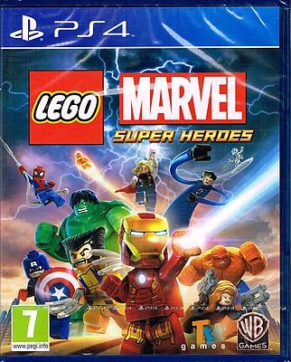 Einfach und sicher online bestellen: LEGO Marvel Super Heroes (PEGI) in Österreich kaufen.