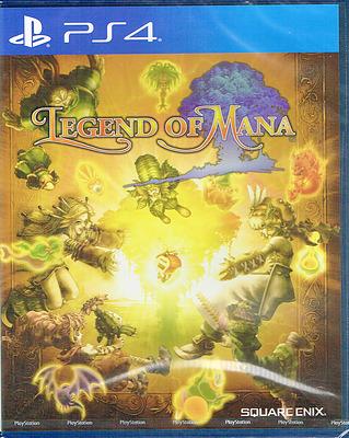 Einfach und sicher online bestellen: Legend of Mana (Asia-Import) in Österreich kaufen.