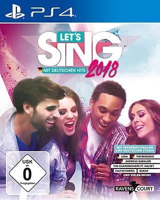 Einfach und sicher online bestellen: Let's Sing 2018 (AT-PEGI) in Österreich kaufen.