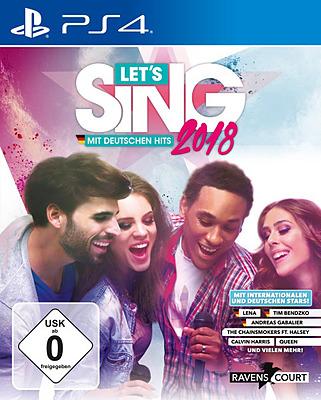 Einfach und sicher online bestellen: Let's Sing 2018 + 2 Mics (AT-PEGI) in Österreich kaufen.