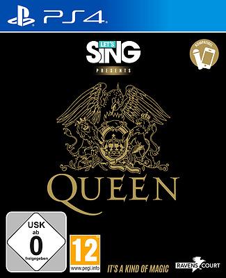 Einfach und sicher online bestellen: Lets Sing Queen in Österreich kaufen.