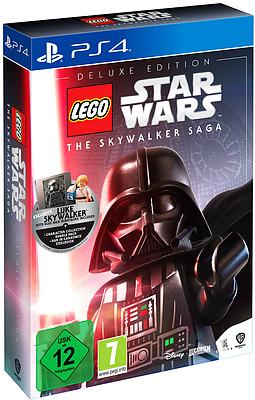 Einfach und sicher online bestellen: LEGO Star Wars: The Skywalker Saga Deluxe in Österreich kaufen.