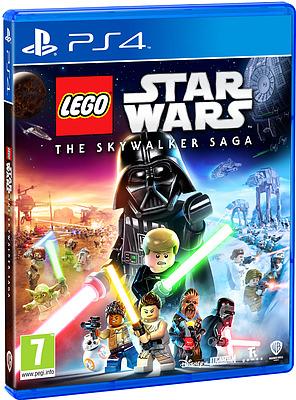 Einfach und sicher online bestellen: LEGO Star Wars: The Skywalker Saga (AT-PEGI) in Österreich kaufen.