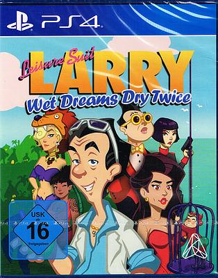 Einfach und sicher online bestellen: Leisure Suit Larry - Wet Dreams Dry Twice in Österreich kaufen.