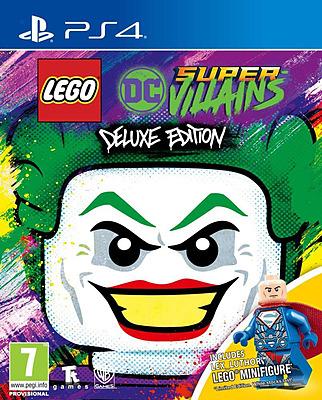 Einfach und sicher online bestellen: Lego DC Super Villains Deluxe Edition (EU-Import) in Österreich kaufen.