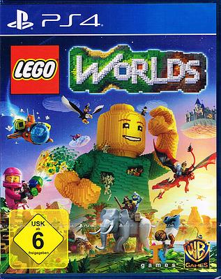 Einfach und sicher online bestellen: Lego Worlds + DLC in Österreich kaufen.