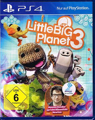 Einfach und sicher online bestellen: LittleBigPlanet 3 PS4 Hits in Österreich kaufen.