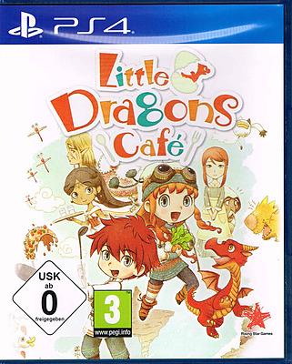 Einfach und sicher online bestellen: Little Dragons Cafe in Österreich kaufen.