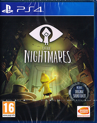 Einfach und sicher online bestellen: Little Nightmares + 3 DLCs (AT-PEGI) in Österreich kaufen.
