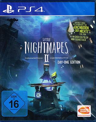 Einfach und sicher online bestellen: Little Nightmares 2 Day 1 Edition (AT-PEGI) in Österreich kaufen.