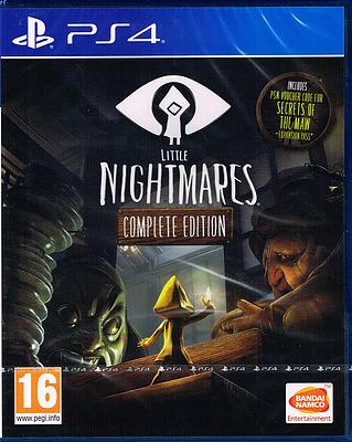 Einfach und sicher online bestellen: Little Nightmares Complete Edition in Österreich kaufen.