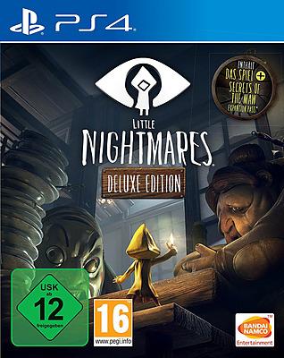 Einfach und sicher online bestellen: Little Nightmares Deluxe Edition in Österreich kaufen.
