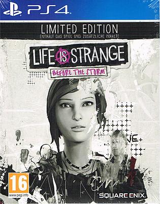 Einfach und sicher online bestellen: Life is Strange: Before the Storm Limited Edition in Österreich kaufen.