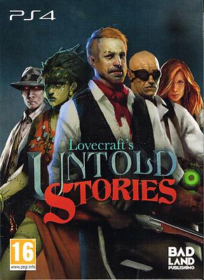 Einfach und sicher online bestellen: Lovecraft's Untold Stories Collectors Edition in Österreich kaufen.