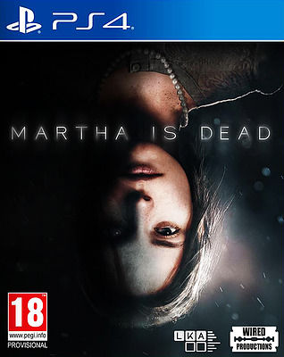 Einfach und sicher online bestellen: Martha is Dead (PEGI) in Österreich kaufen.