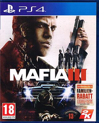 Einfach und sicher online bestellen: Mafia 3 (AT-PEGI) in Österreich kaufen.