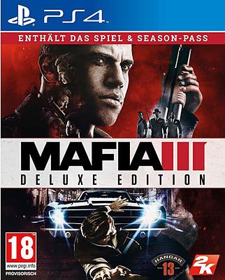 Einfach und sicher online bestellen: Mafia 3 Deluxe Edition + 6 DLCs (AT-PEGI) in Österreich kaufen.