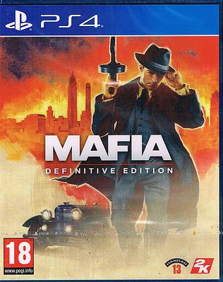 Einfach und sicher online bestellen: Mafia Definitive Edition (AT-PEGI) in Österreich kaufen.