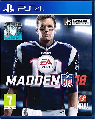 Einfach und sicher online bestellen: Madden NFL 18 (AT-PEGI) in Österreich kaufen.