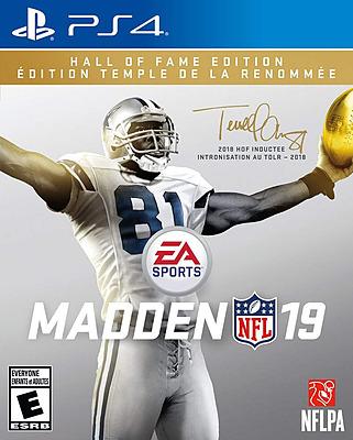 Einfach und sicher online bestellen: Madden NFL 19 Hall of Fame Edition (US-Import) in Österreich kaufen.
