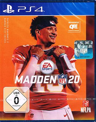 Einfach und sicher online bestellen: Madden NFL 20 (AT-PEGI) in Österreich kaufen.