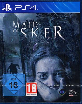 Einfach und sicher online bestellen: Maid of Sker in Österreich kaufen.