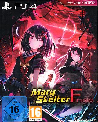 Einfach und sicher online bestellen: Mary Skelter Finale DayOne Edition in Österreich kaufen.