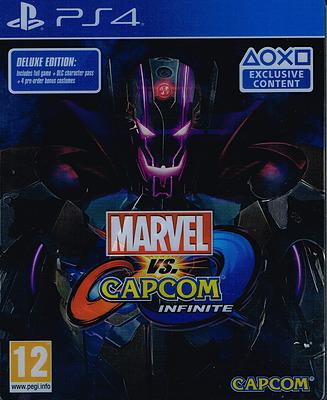 Einfach und sicher online bestellen: Marvel vs. Capcom: Infinite Deluxe Edition in Österreich kaufen.