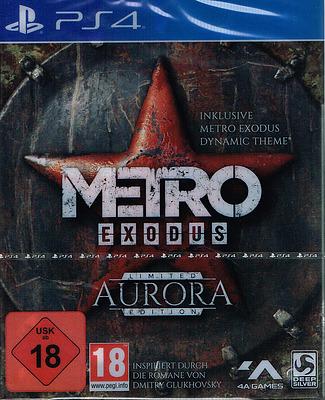 Einfach und sicher online bestellen: Metro Exodus Aurora Limited Edition + 7 Boni in Österreich kaufen.