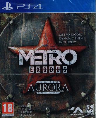 Einfach und sicher online bestellen: Metro Exodus Aurora Limited Edition (PEGI) in Österreich kaufen.