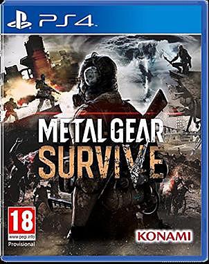 Einfach und sicher online bestellen: Metal Gear Survive (PEGI) in Österreich kaufen.
