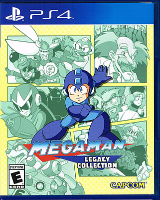 Einfach und sicher online bestellen: Megaman Legacy Collection 1 (US-Import) in Österreich kaufen.