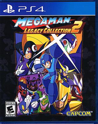 Einfach und sicher online bestellen: Megaman Legacy Collection 2 (US-Import) in Österreich kaufen.