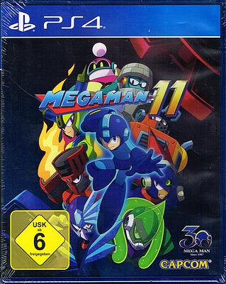 Einfach und sicher online bestellen: Megaman 11 in Österreich kaufen.