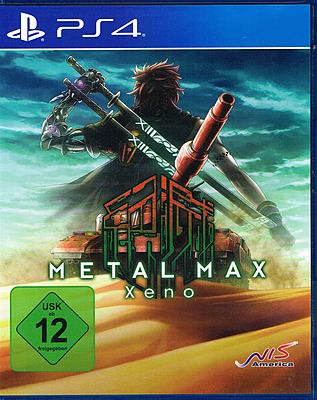 Einfach und sicher online bestellen: Metal Max Xeno in Österreich kaufen.