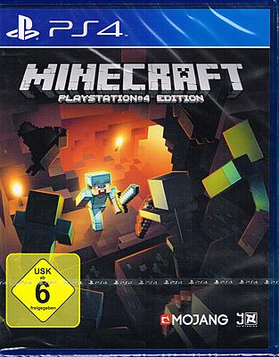 Einfach und sicher online bestellen: Minecraft PlayStation 4 Edition in Österreich kaufen.