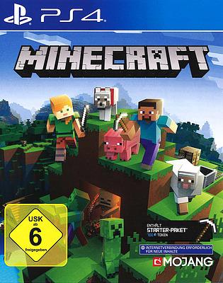 Einfach und sicher online bestellen: Minecraft Bedrock Edition in Österreich kaufen.
