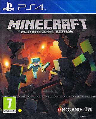 Einfach und sicher online bestellen: Minecraft PlayStation 4 Edition (PEGI) in Österreich kaufen.