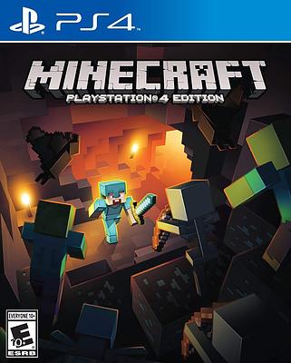 Einfach und sicher online bestellen: Minecraft PlayStation 4 Edition (US-Import) in Österreich kaufen.