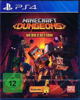 Einfach und sicher online bestellen: Minecraft Dungeons Hero Edition in Österreich kaufen.