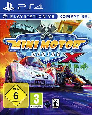 Einfach und sicher online bestellen: Mini Motor Racing X in Österreich kaufen.