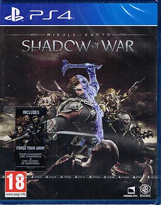 Einfach und sicher online bestellen: Mittelerde: Schatten des Krieges + 5 DLC (AT-PEGI) in Österreich kaufen.