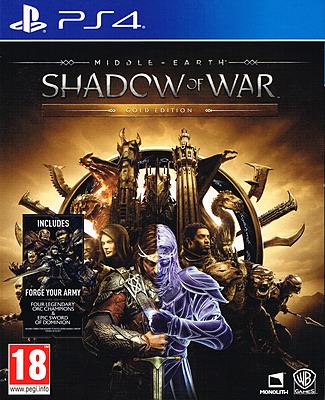 Einfach und sicher online bestellen: Mittelerde: Schatten des Krieges Gold Edition (AT) in Österreich kaufen.