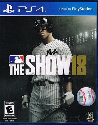 Einfach und sicher online bestellen: MLB: The Show 18 (US-Import) in Österreich kaufen.