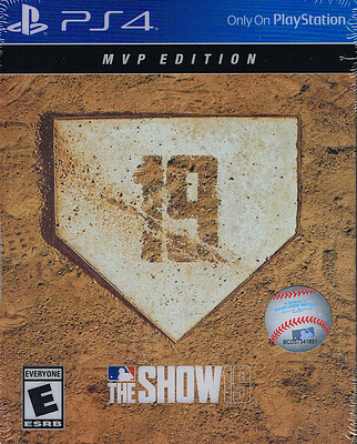 Einfach und sicher online bestellen: MLB: The Show 19 MVP Edition (US-Import) in Österreich kaufen.