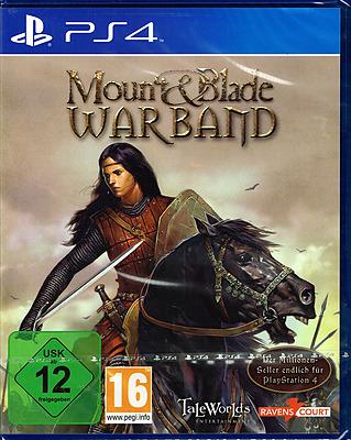 Einfach und sicher online bestellen: Mount & Blade: Warband in Österreich kaufen.
