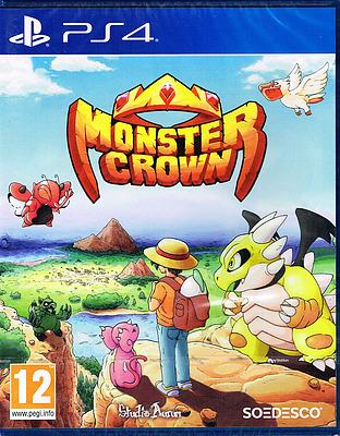 Einfach und sicher online bestellen: Monster Crown (PEGI) in Österreich kaufen.