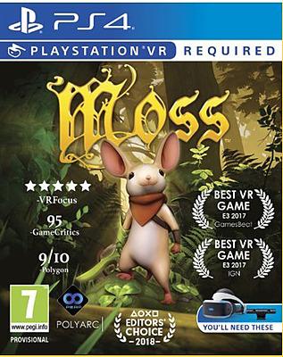 Einfach und sicher online bestellen: Moss (PEGI) in Österreich kaufen.