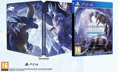 Einfach und sicher online bestellen: Monster Hunter: World Iceborne Master SteelEdition in Österreich kaufen.