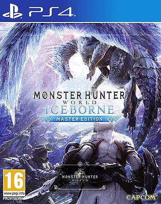 Einfach und sicher online bestellen: Monster Hunter: World Iceborne Master Edit (PEGI) in Österreich kaufen.